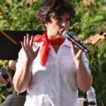 Swingshift and The Stars presents Patsy Cline Night at Reigning Liberty Ranch.  July 14, 2020  John L. Russell Great Lakes Images